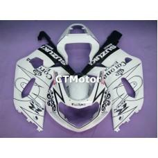 CTMotor 2001 2002 2003 SUZUKI GSXR 600 750 K1 FAIRING 44A Corona