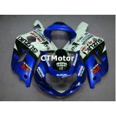 CTMotor 2001 2002 2003 SUZUKI GSXR 600 750 K1 FAIRING 43A