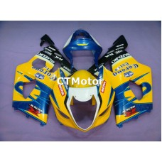 CTMotor 2003-2004 SUZUKI GSXR 1000 K3 FAIRING BGA Corona