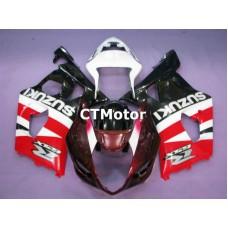 CTMotor 2003-2004 SUZUKI GSXR 1000 K3 FAIRING BYA