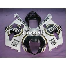 CTMotor 2003-2004 SUZUKI GSXR 1000 K3 FAIRING CJA Lucky Strike