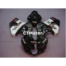 CTMotor 2004-2005 SUZUKI GSXR 600 750 K4 FAIRING 19A West