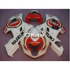 CTMotor 2004-2005 SUZUKI GSXR 600 750 K4 FAIRING 20A Lucky Strike