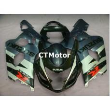 CTMotor 2004-2005 SUZUKI GSXR 600 750 K4 FAIRING 22A