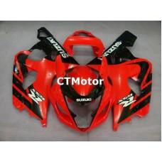 CTMotor 2004-2005 SUZUKI GSXR 600 750 K4 FAIRING 24A