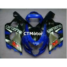CTMotor 2004-2005 SUZUKI GSXR 600 750 K4 FAIRING 26A