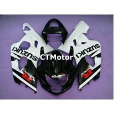 CTMotor 2004-2005 SUZUKI GSXR 600 750 K4 FAIRING 28A