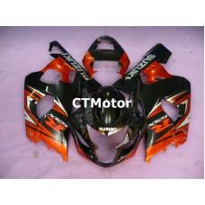 CTMotor 2004-2005 SUZUKI GSXR 600 750 K4 FAIRING DBA