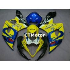 CTMotor 2005-2006 SUZUKI GSXR 1000 K5 FAIRING 61A Corona