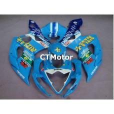 CTMotor 2005-2006 SUZUKI GSXR 1000 K5 FAIRING 62A Rizla