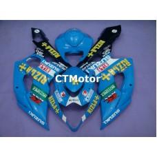 CTMotor 2005-2006 SUZUKI GSXR 1000 K5 FAIRING 66A Rizla