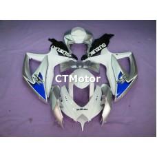 CTMotor 2008 2009 2010 SUZUKI GSXR 600 750 K8 FAIRING BPA