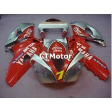 CTMotor 2000-2001 YAMAHA YZF R1 YZFR1 YZF-R FAIRING 21A Fortuna