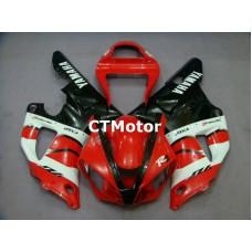 CTMotor 2000-2001 YAMAHA YZF R1 YZFR1 YZF-R FAIRING 25A
