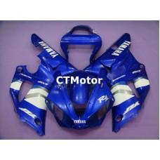 CTMotor 2000-2001 YAMAHA YZF R1 YZFR1 YZF-R FAIRING 23A