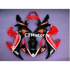 CTMotor 2003 YAMAHA YZF R6 YZFR6 YZF-R FAIRING 51A Santander