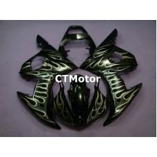 CTMotor 2003 YAMAHA YZF R6 YZFR6 YZF-R FAIRING 99B