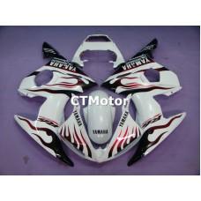 CTMotor 2003 YAMAHA YZF R6 YZFR6 YZF-R FAIRING AAB
