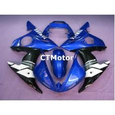 CTMotor 2003 YAMAHA YZF R6 YZFR6 YZF-R FAIRING ABA