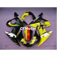 CTMotor 2003 YAMAHA YZF R6 YZFR6 YZF-R FAIRING BEA