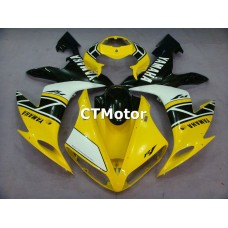 CTMotor 2004-2006 YAMAHA YZF R1 YZFR1 YZF-R FAIRING 34B