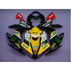 CTMotor 2004-2006 YAMAHA YZF R1 YZFR1 YZF-R FAIRING 87A Monster