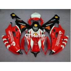 CTMotor 2006-2007 YAMAHA YZF R6 YZFR6 YZF-R FAIRING 58A Santander
