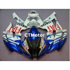 CTMotor 2008 2009 2010 2011 2012 2013 YAMAHA YZF R6 YZFR6 YZF-R FAIRING 65A