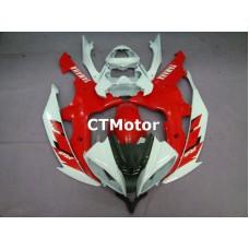 CTMotor 2008 2009 2010 2011 2012 2013 YAMAHA YZF R6 YZFR6 YZF-R FAIRING 66A