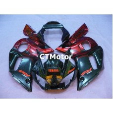 CTMotor 1998-2002 YAMAHA YZF R6 YZFR6 YZF-R FAIRING 09A
