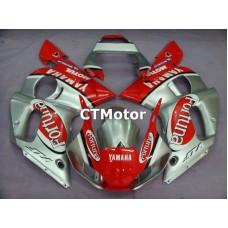 CTMotor 1998-2002 YAMAHA YZF R6 YZFR6 YZF-R FAIRING 11A Fortuna