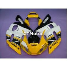 CTMotor 1998-2002 YAMAHA YZF R6 YZFR6 YZF-R FAIRING 13A