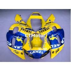 CTMotor 1998-2002 YAMAHA YZF R6 YZFR6 YZF-R FAIRING 16A Camel