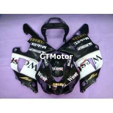 CTMotor 1998-1999 YAMAHA YZF R1 YZFR1 YZF-R FAIRING 46A West