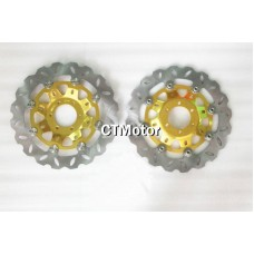 CTMotor Front Wheel Brake Disc Rotor For Honda CBR250RR MC22 B