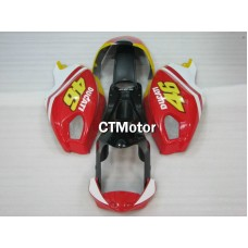 CTMotor DUCATI Monster 696 795 796 1100 1100S FAIRING AAF