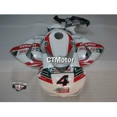 CTMotor 2008 2009 2010 2011 HONDA CBR 1000 RR FAIRING HJB