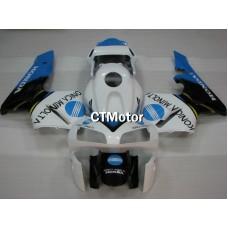CTMotor 2003-2004 HONDA CBR 600 RR 600RR F5 FAIRING HMD