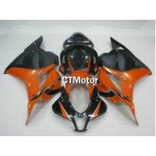 CTMotor 2009 2010 2011 2012 HONDA CBR 600 RR 600RR F5 FAIRING HSE