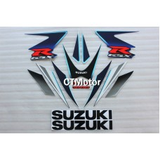 CTMotor High Quality Decal Stickers Set For 2005-2006 SUZUKI GSXR 1000 K5 FAIRING DHB