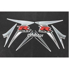 CTMotor High Quality Decal Stickers Set For 2006-2007 SUZUKI GSXR 600 750 K6 FAIRING DJC
