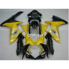 CTMotor 2011-2014 SUZUKI GSXR 600 750 K11 FAIRING DLC