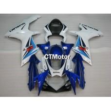 CTMotor 2011-2014 SUZUKI GSXR 600 750 K11 FAIRING DLD