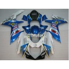 CTMotor 2011-2014 SUZUKI GSXR 600 750 K11 FAIRING DLF