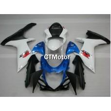 CTMotor 2011-2014 SUZUKI GSXR 600 750 K11 FAIRING DLG