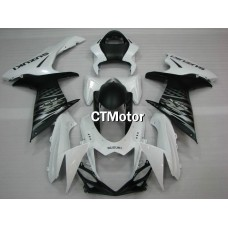 CTMotor 2011-2014 SUZUKI GSXR 600 750 K11 FAIRING DLL with High Quality Decal Stickers