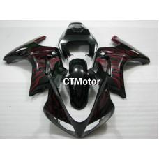 CTMotor 2003-2013 SUZUKI SV650 SV1000 FAIRING DNA