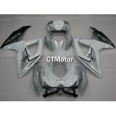 CTMotor 2008 2009 2010 SUZUKI GSXR 600 750 K8 FAIRING EAH