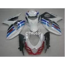 CTMotor 2009 2010 2011 2012 SUZUKI GSXR 1000 K9 FAIRING FAC