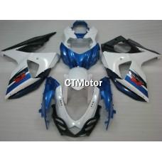 CTMotor 2009 2010 2011 2012 SUZUKI GSXR 1000 K9 FAIRING FAD